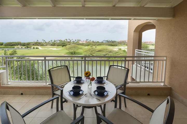 One Bedroom Suite – Golf Villas Contribution