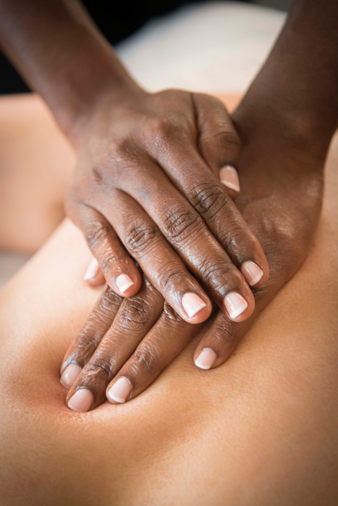 Signature Aromatherapy Massage